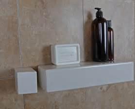 bathroom niche shelf store modern shower caddies
