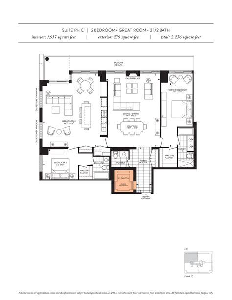 luxury condo floor plans floor plans the davies luxury condo