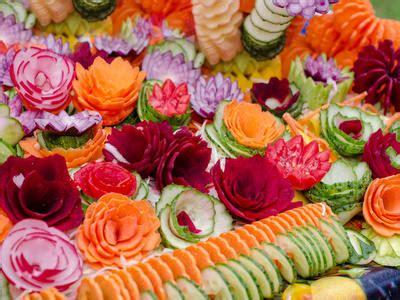 Decoupe Legume Decoration by Comment Faire Des Fleurs Avec Des Fruits Et Des L 233 Gumes