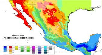 Weather Map Mexico by File Mapa De M 233 Xico Con La Clasificaci 243 N Clim 225 Tica De