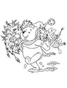 pics photos pooh bear coloring pages christmas pooh bear coloring pages christmas