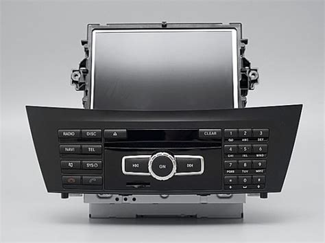mercedes comand  ntg  retrofit audio images