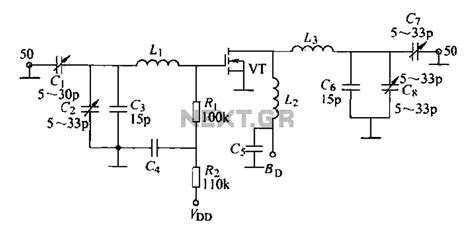 transistor lifier at high frequency new circuits page 6 next gr