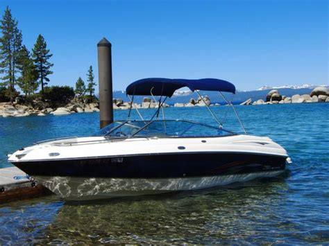 swa tahoe boat rentals our 21 chaparral rental boat picture of swa