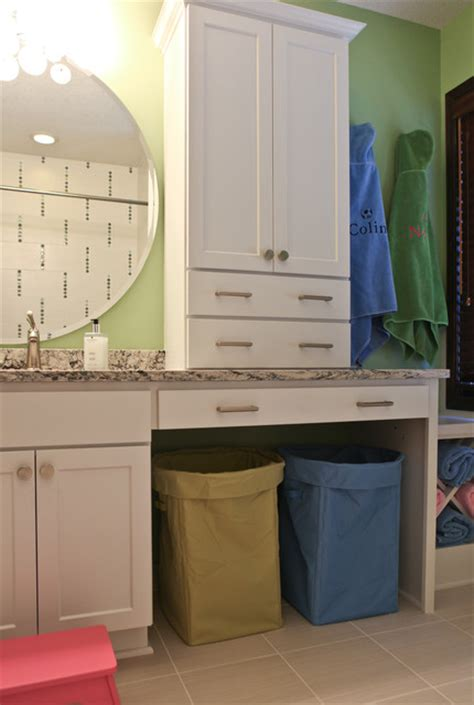 neutral kids bathroom playful gender neutral kid s bathroom contemporary