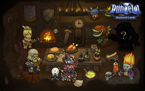 download dungelot shattered lands for pc دانلود بازی dungelot shattered lands برای pc نابودی گاو