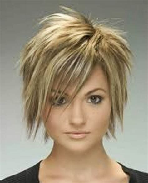 hairstyle with one side shorter long on one side short on the other hairstyles short