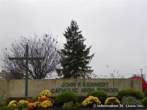 john f kennedy school john f kennedy high school in st louis county