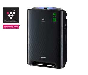 Sharp Air Purifier Fu A28y B free delivery sharp plasmacluster air purifiers with humidifying functions kca50ew kc a40e