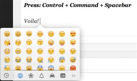 emoji shortcut mac tip quick emoji popup on macbook pro and macbook air