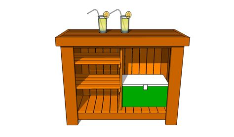 woodwork wood bar plans pdf plans