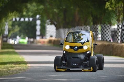 renault twizy top speed renault twizy 2013 goodwood festival of speed