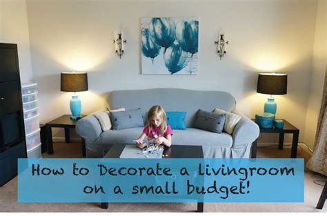 studio apartment decorating on a budget youtube how to decorate a living room on really small budget
