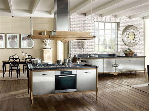 cucine acciaio e legno beautiful cucine acciaio e legno photos acrylicgiftware