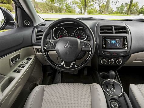 mitsubishi rvr interior 2018 mitsubishi rvr interior high resolution pictures