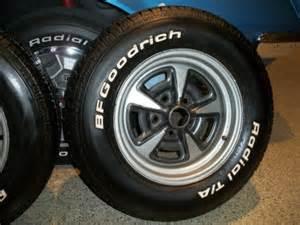 Pontiac Rally Ii Wheels Pontiac Firebird Trans Am Gto 15 Quot Rally Ii Wheels 1968