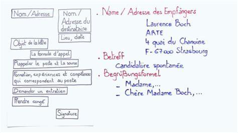 Bewerbung Als Tutor Motivationsschreiben Bewerbungsschreiben Verfassen 233 Crire Une Lettre De Candidature 1 Franz 246 Sisch Lernen