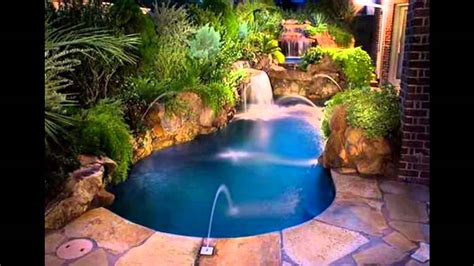 what is the best small pool for a small yard awesome small garden swimming pools youtube