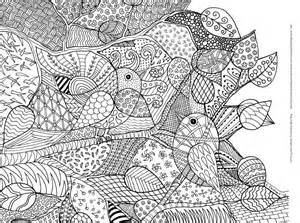free coloring pages april 2015 geometric patterns amp zentangle birds zentangle bird