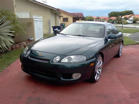 lexus green 1997 sc300 green request lexus forums