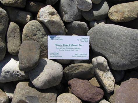 river rock s sand gravel berlin md