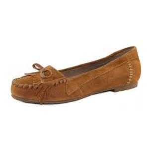 lamo womens gabrielle moccasins chestnut suede at hayneedle