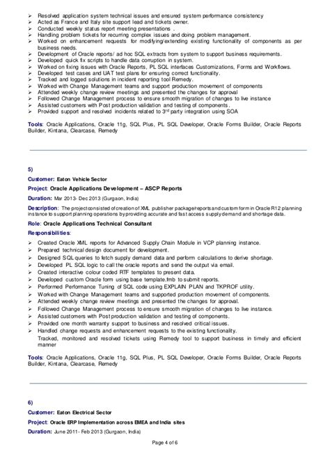 oracle developer cover letter – 50+ Best templates