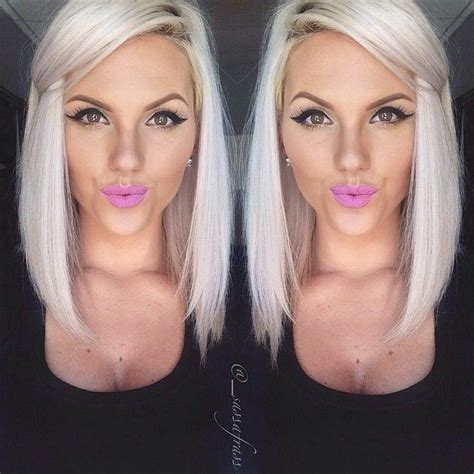 deep side part and long bangs hair beauty pinterest 13 hairstyles that make growing out your bangs less annoying