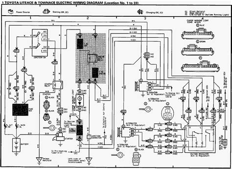 toyota 20r voltage regulator wiring diagram get free