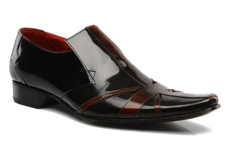 jeffery west loafers sale jeffery west muse flag loafer loafers in brown at sarenza