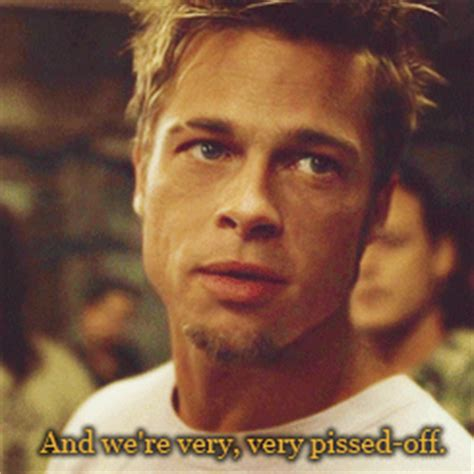 tyler durden hairstyle 10 tyler durden quotes every man should live by