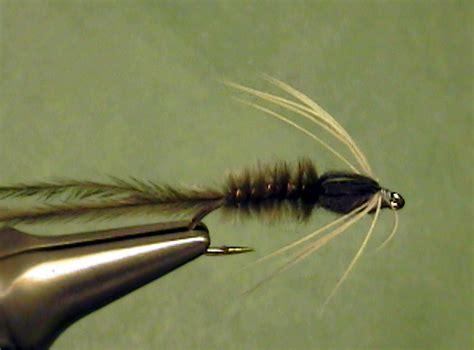 Grey Nymph Pattern | perfect fly gray drake trout flies
