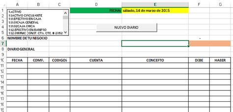 viaticos lisr 2016 descarga gratis tu sistema contable en excel y