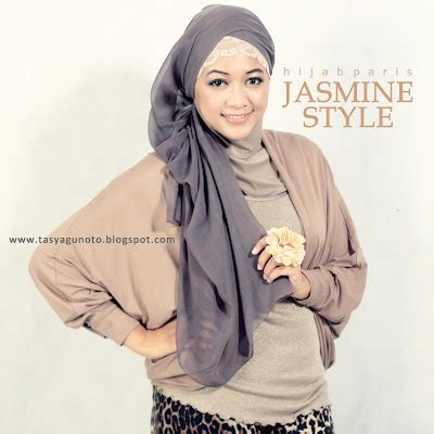 cara cara memakai kerudung cara memakai kerudung paris jasmine style brekelesix s blog
