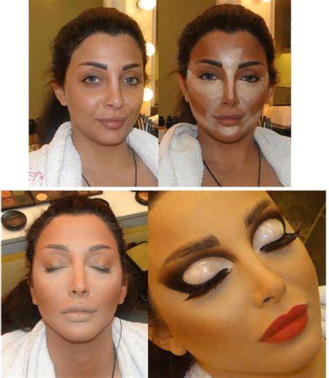 Setrika Wajah Agar Tirus cara tepat membuat kontur wajah agar wajah nak tirus