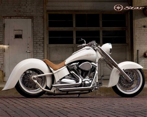 white pearl chopper totally rad choppers