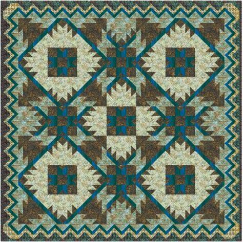 Southwest Quilt Patterns by Southwest Mountains Designer Pattern Robert Kaufman