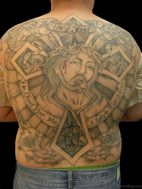 fabulous tattoo designs 70 fabulous religious tattoos for back