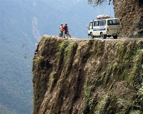 most dangerous in the world the world s most dangerous road the list