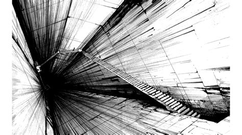 wallpaper black and white 4k black and white stairway abstract 4k wallpapers free 4k