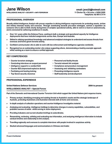 Business Intelligence Resume by Formula To Make Interesting Business