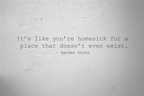 Garden State Quotes Homesick Garden State Quote Homesick