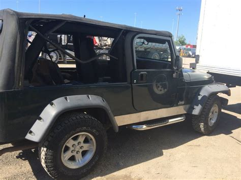Jeeps For Sale In Il 2005 Jeep Wrangler Unlimited For Sale In Chicago Illinois