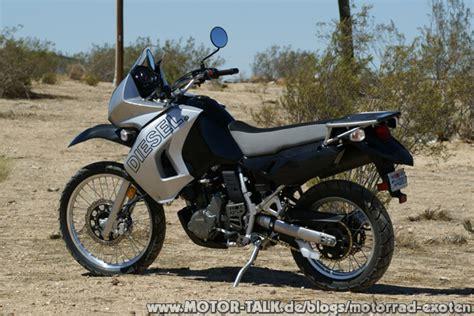Kawasaki Dieselmotorrad by Das Einzig Ernstzunehmende Dieselmotorrad Motorrad Exoten