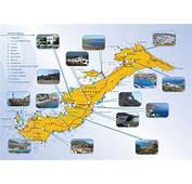 Amorgos Map  Etoile De Mer