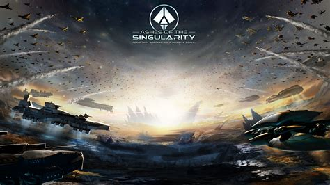 The Of ashes of the singularity wallpapers in ultra hd 4k