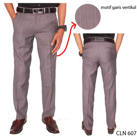 Celana Kerja Pria By Lapakbaju buy celana kerja pria woll slim exlusive banyak warna