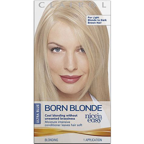 Maxi Color Box 4 In1 clairol n easy born hair color maxi by