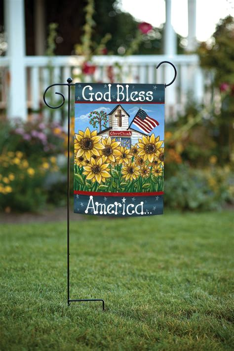 Toland Garden Flags by The Great Outdoors Archives Organizes