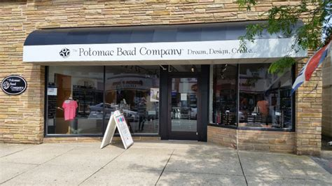 potomac bead company mechanicsburg customers creations shine at potomac bead co store in